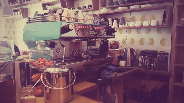 machines à café italiennes