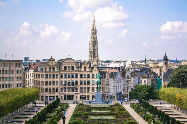 This photo was offered by Felix Lang to Little Brussels