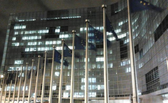 European Atmosphere by night