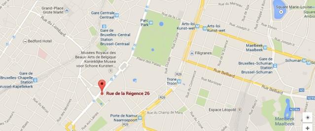map café du sablon