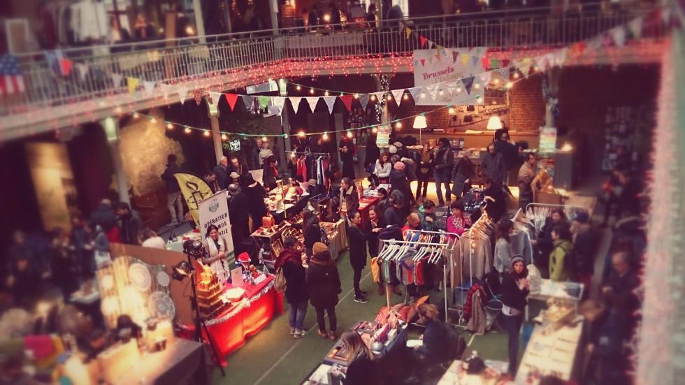 vintage market brussels