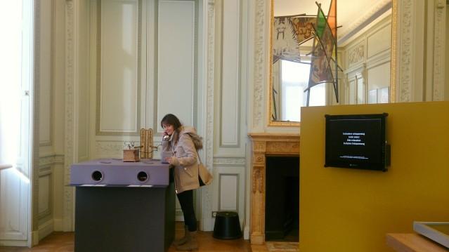 visiteur musee belvue