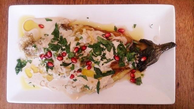 aubergine recipe