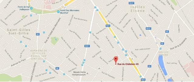 map maison partic
