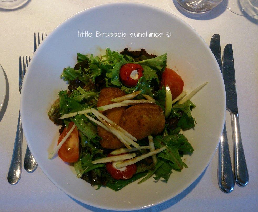 hilton restaurant brussels
