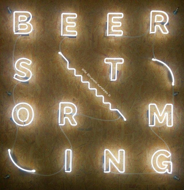 beerstormin brussels