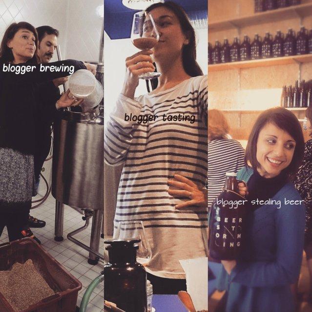 bloggers & beers