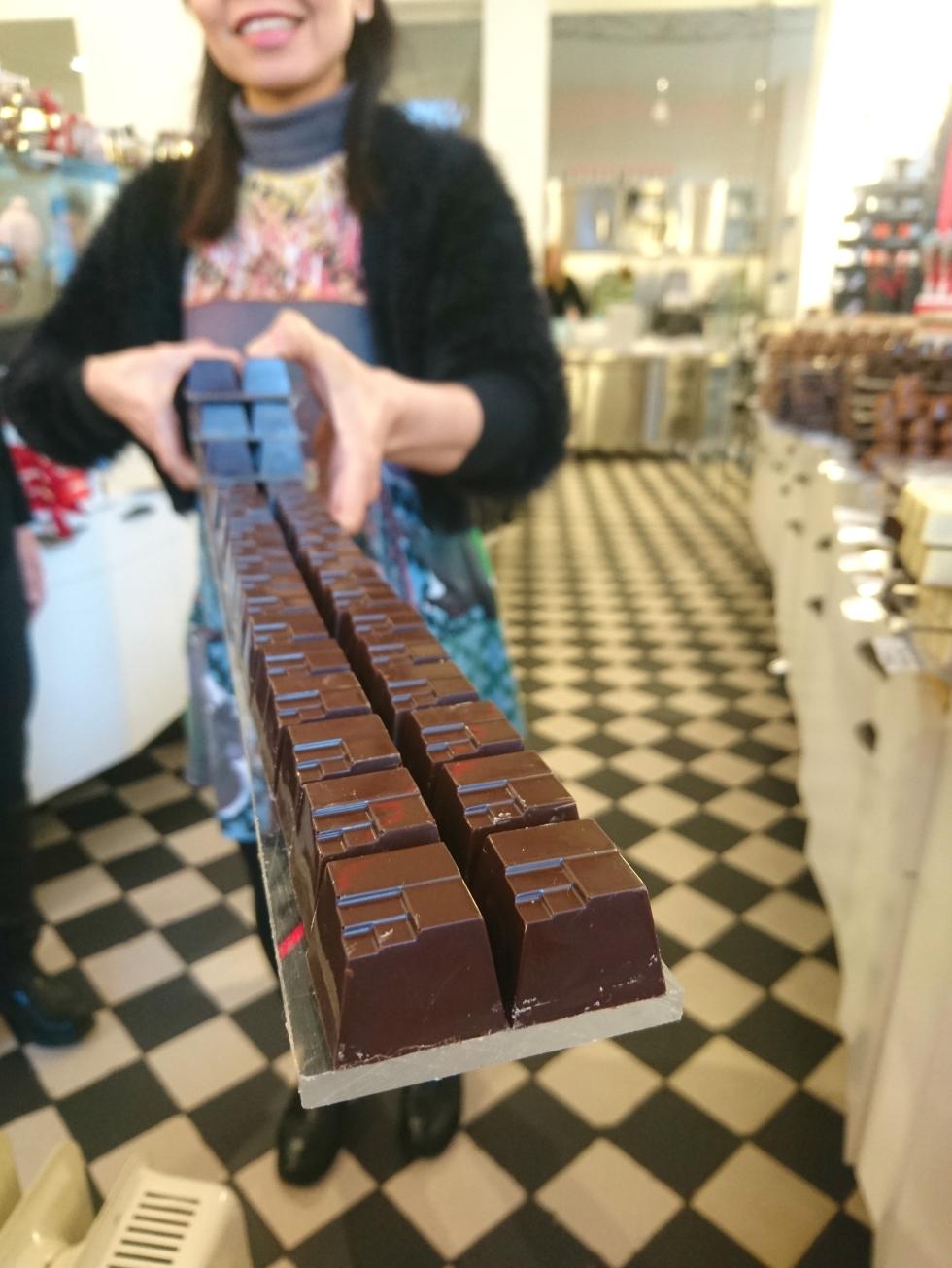 dumon chocolaterie